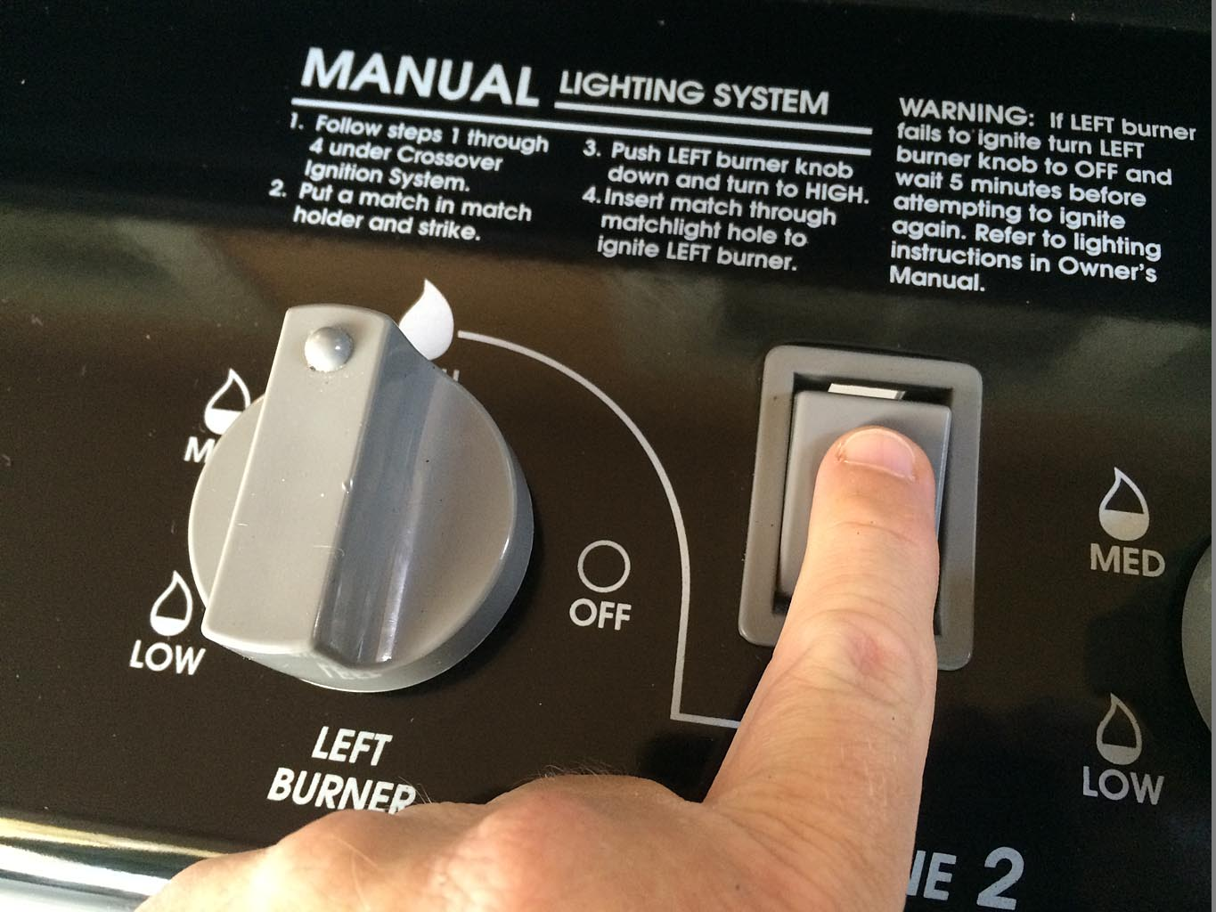 How To Safely Light A Gas Grill The Virtual Weber Gas Grill