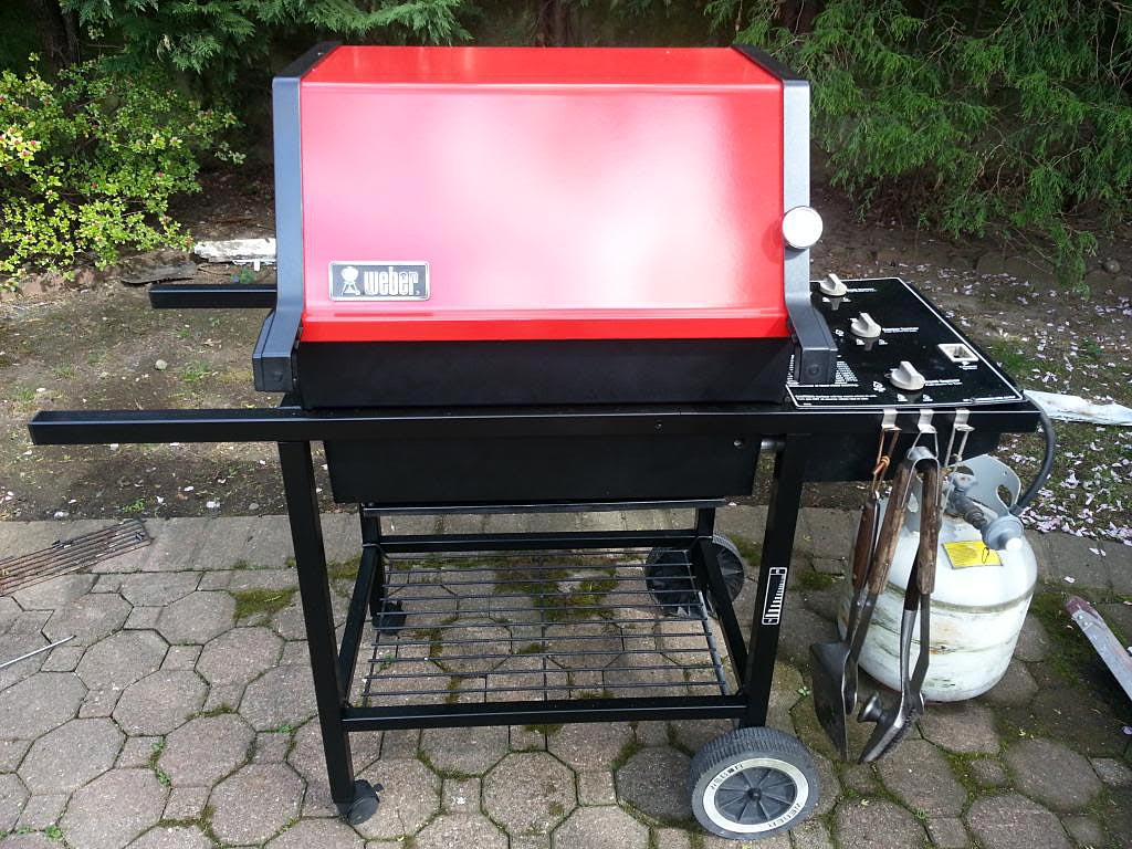 kingkong gas grill cover kit for weber genesis e and s. Black Bedroom Furniture Sets. Home Design Ideas