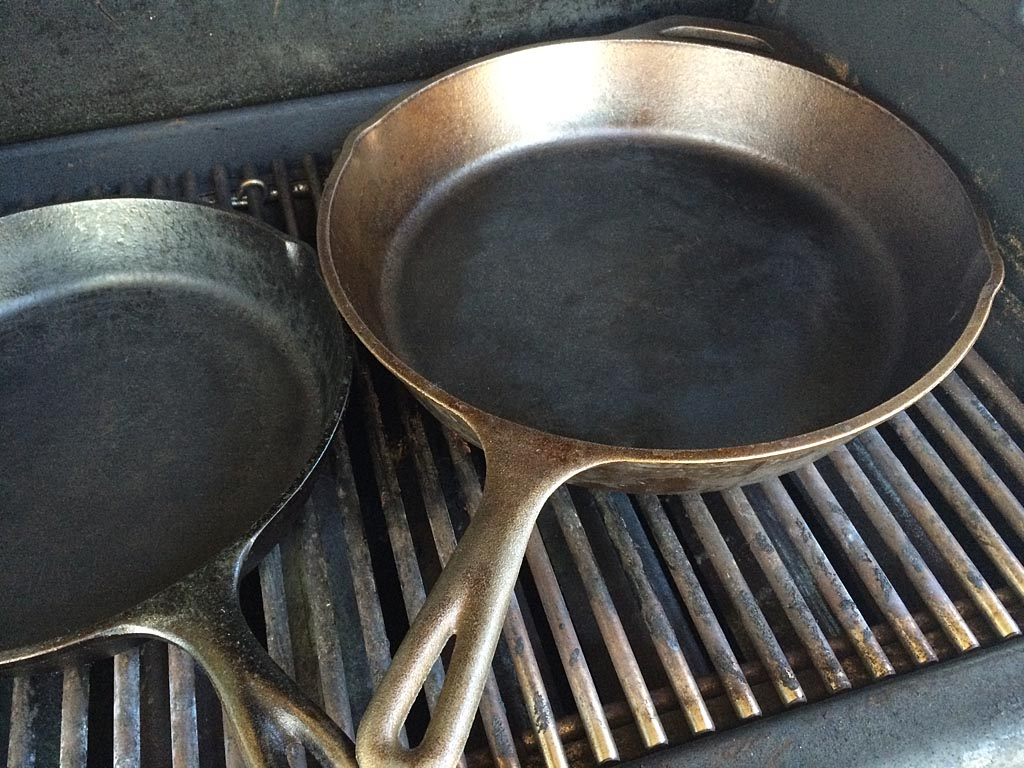 Cast Iron Griddles For Gas Grills ~ How to remove odors from cast iron skillets cookware