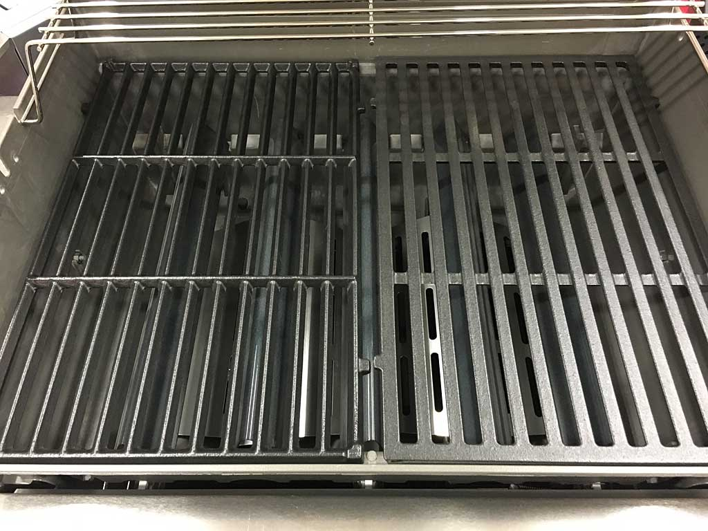 Cast Iron Cooking Grates Which Side Is Up The Virtual