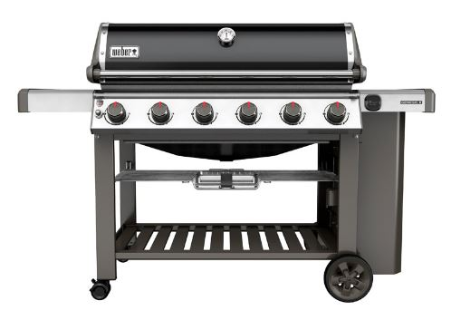 new 2017 weber genesis gas grill photos the virtual weber gas grill. Black Bedroom Furniture Sets. Home Design Ideas