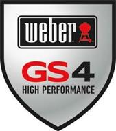 Weber GS4 High Performance logo