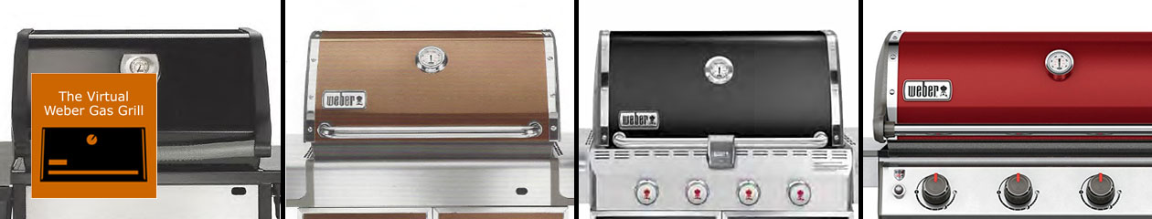 low heat or weak flame on weber gas grills the virtual weber gas grill