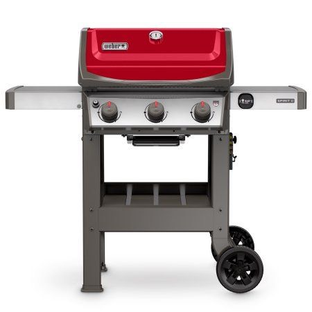 New 2018 Weber Spirit II & Genesis II Gas Grills - The ...