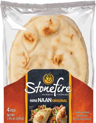 StoneFire Original Mini Naan
