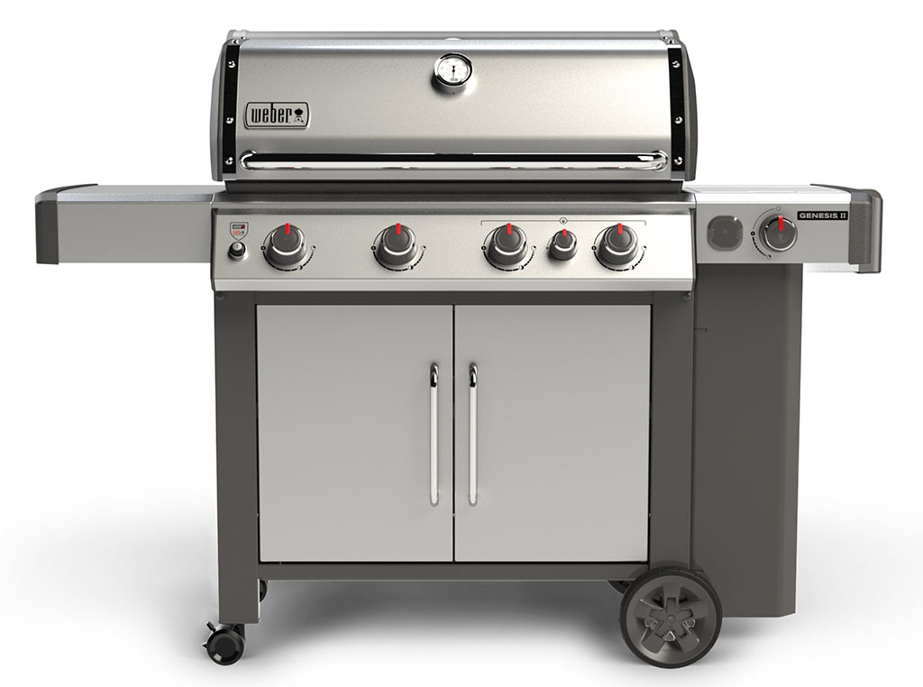 2019 weber genesis ii gas grill changes the virtual weber gas grill. Black Bedroom Furniture Sets. Home Design Ideas